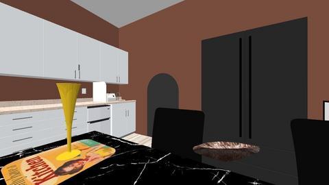 sarais kitchen - Modern - Kitchen  - by saraig