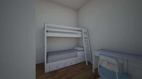 Kids room for 2 kids  - Kids room  - by asnyder10