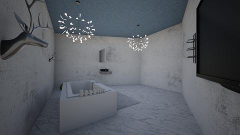 OFFWHITE - Bathroom  - by The Lux Society