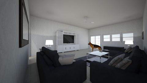 Living room design - Living room  - by sadiehumbert8