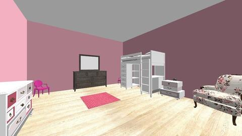 Hampies room - Bedroom  - by Emmiecream31
