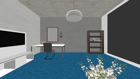 Modern Living Room - Living room - by SolangM1