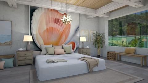 O keeffe bed - by rebsrebsmmg