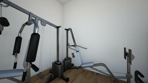 Gym - Modern - by magdalenamm