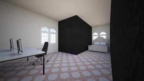 31 - Minimal - Bedroom  - by TRKINGHSOT