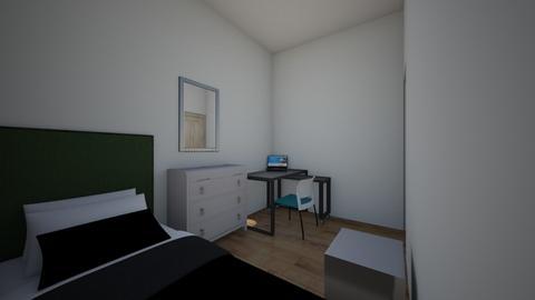 Small Room - Bedroom  - by Vellisya