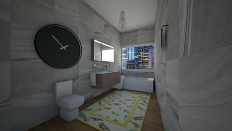 Bathroom - by Ply wood 123