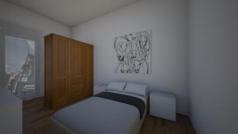 rafa e jeff  - Bedroom - by rafaelavitorino93