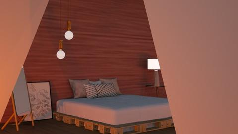 Rose gold - Eclectic - Bedroom  - by l i a