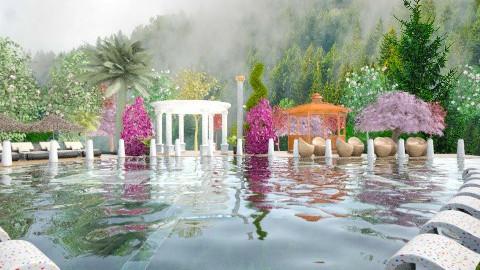 Spa 2 - by Habib Altamimi