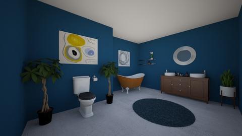 Bathroom 1 - Bathroom  - by Gopup12