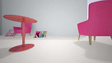 mi casa - Vintage - Living room  - by culate3