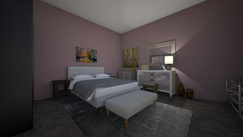 Modern Style Bedroom - Modern - Bedroom - by leah30