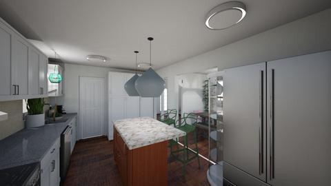 Kitchen V3 - Kitchen  - by melissamior