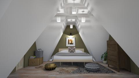 ceiling - Bedroom  - by steker2344