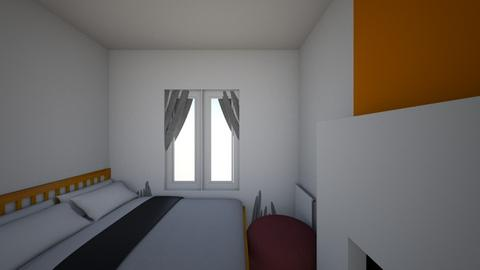 Design 1 - Bedroom  - by Irishendriks