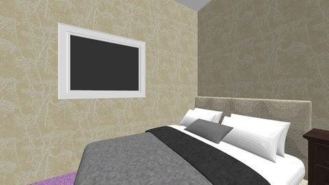 Cool Fernie 3D Room - Bedroom  - by fernieshere