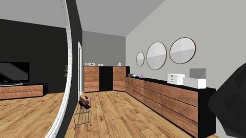 slaap kamer  - Modern - Bedroom  - by Auiterwaal