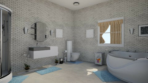 Bathroom - Bathroom - by Irina Kamburova