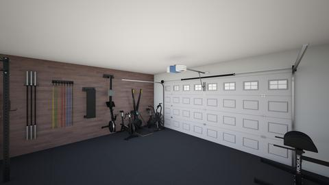 garage - by rogue_48a3e43ebf3bdcec26d818cdb4934