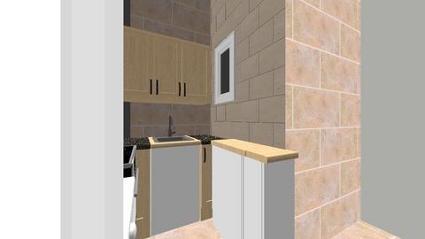 Smaller Kitchen - Kitchen - by minasamy