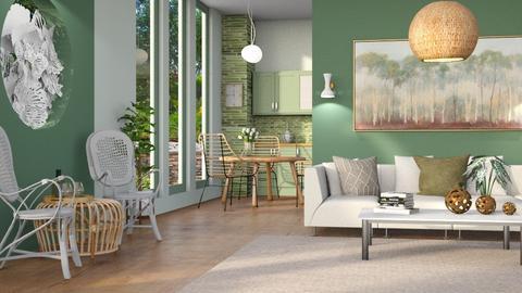 M_Swet home - Living room  - by milyca8
