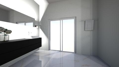 bathroom - by Bsutey