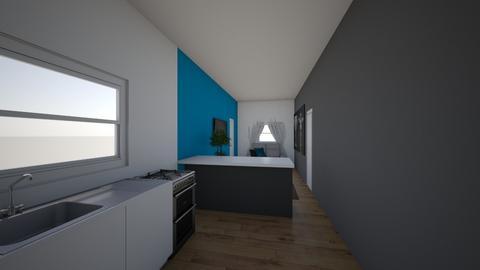 Rey - Living room  - by gedeaguiarr