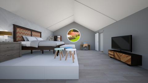 contest_attic - Modern - by Itsavannah