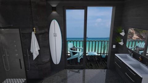 modern bathroom - Bathroom  - by FriendsofGOD