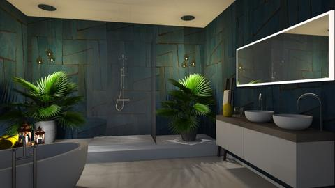 lagoon - Bathroom  - by Ripley86