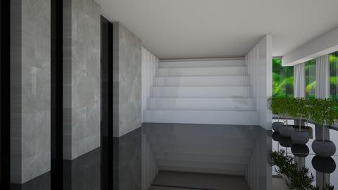 stairway - by nihalruttala