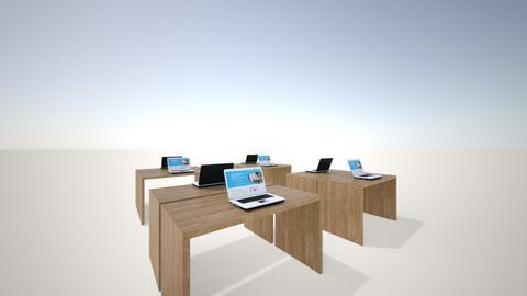 HDesk4 - Office  - by barnzey90