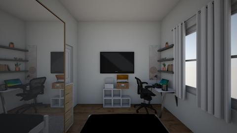 Room 14 - Bedroom  - by tansbip