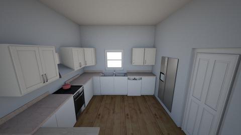 Tiffany kitchen - Kitchen  - by charryses