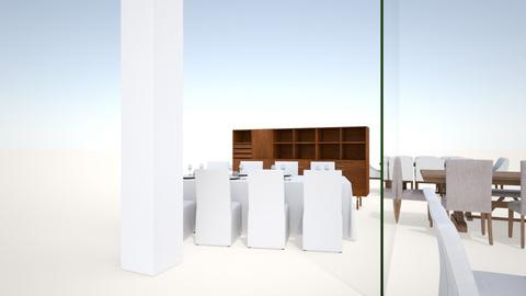 Comedor Kevin - Modern - Dining room - by danorosas