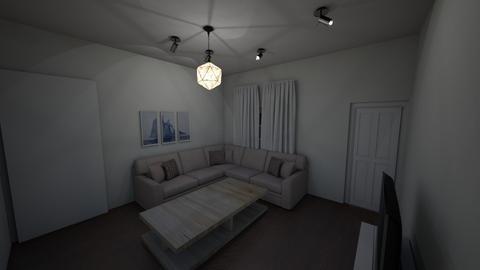 m503 - Modern - Living room  - by algryb503