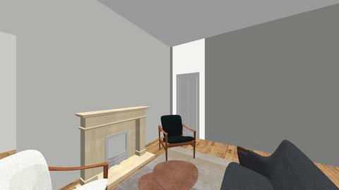 Boston Living Room - Living room - by BrianDenton