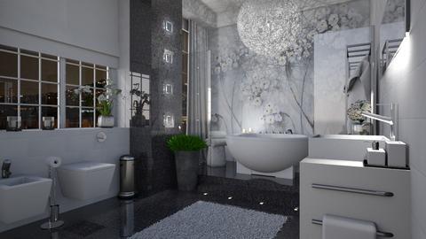 Luxury Bathtub - Bathroom  - by bigmama14