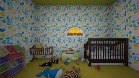 Baby room - Modern - by 4001815