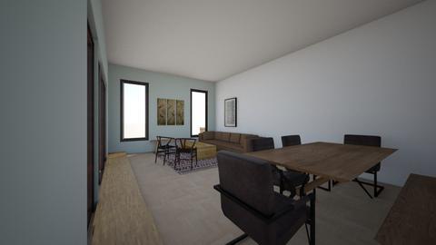 Full room 5 - Living room  - by gleidy