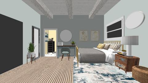 geco - Bedroom - by Rachel_Starlanda