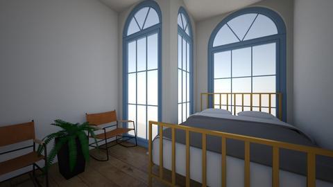 room - Bedroom  - by kubisrubi