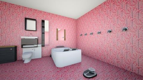 big house - Eclectic - Bathroom  - by stewaart