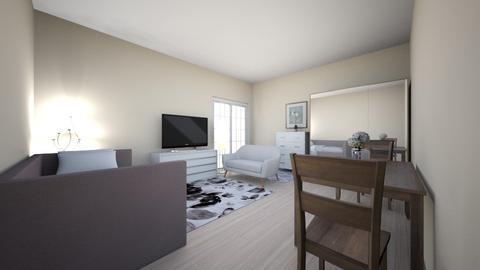 1 - Classic - Bedroom  - by Twerka