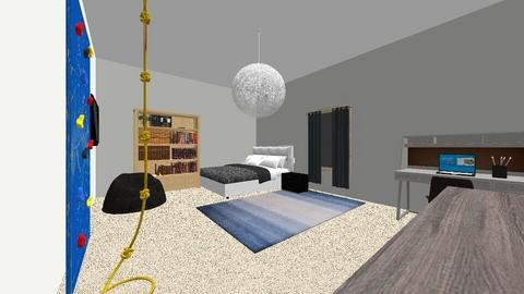 Ezra Dream Room - Bedroom  - by ens15