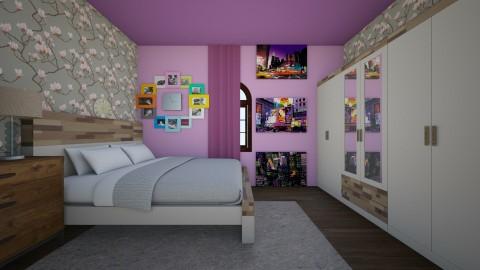 gyerek120 - Minimal - Kids room  - by Ritus13