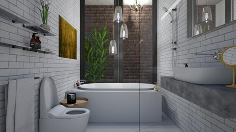 BATH - Bathroom  - by Nur Hidayati Hassim
