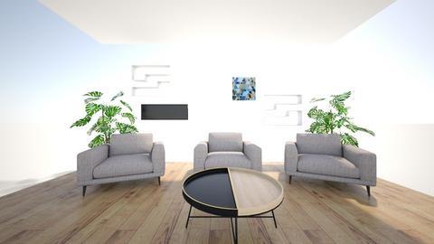 alvin oscar - Living room  - by oscloplus