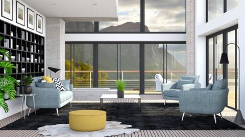 Big windows - Living room  - by Lizzy0715